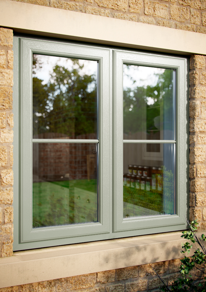 uPVC casement window stoke on trent