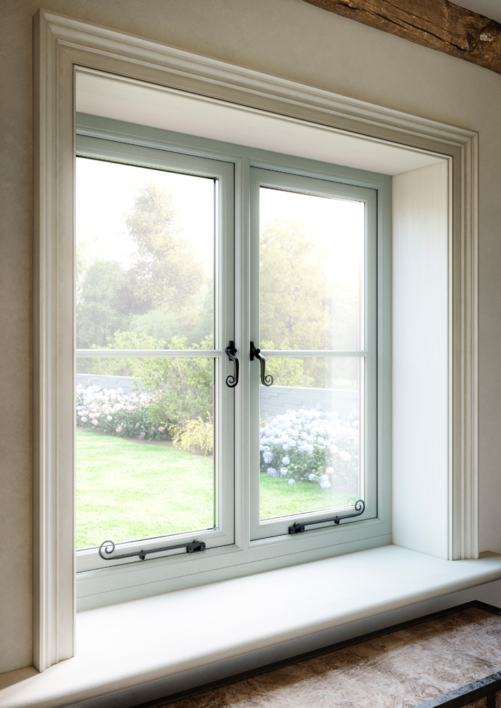 casement style windows stoke on trent