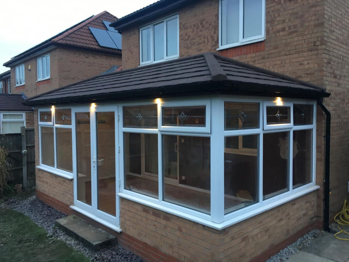 Supalite roofs stoke on trent Staffordshire