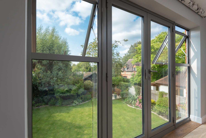 Aluminium windows for sale Stoke-on-trent