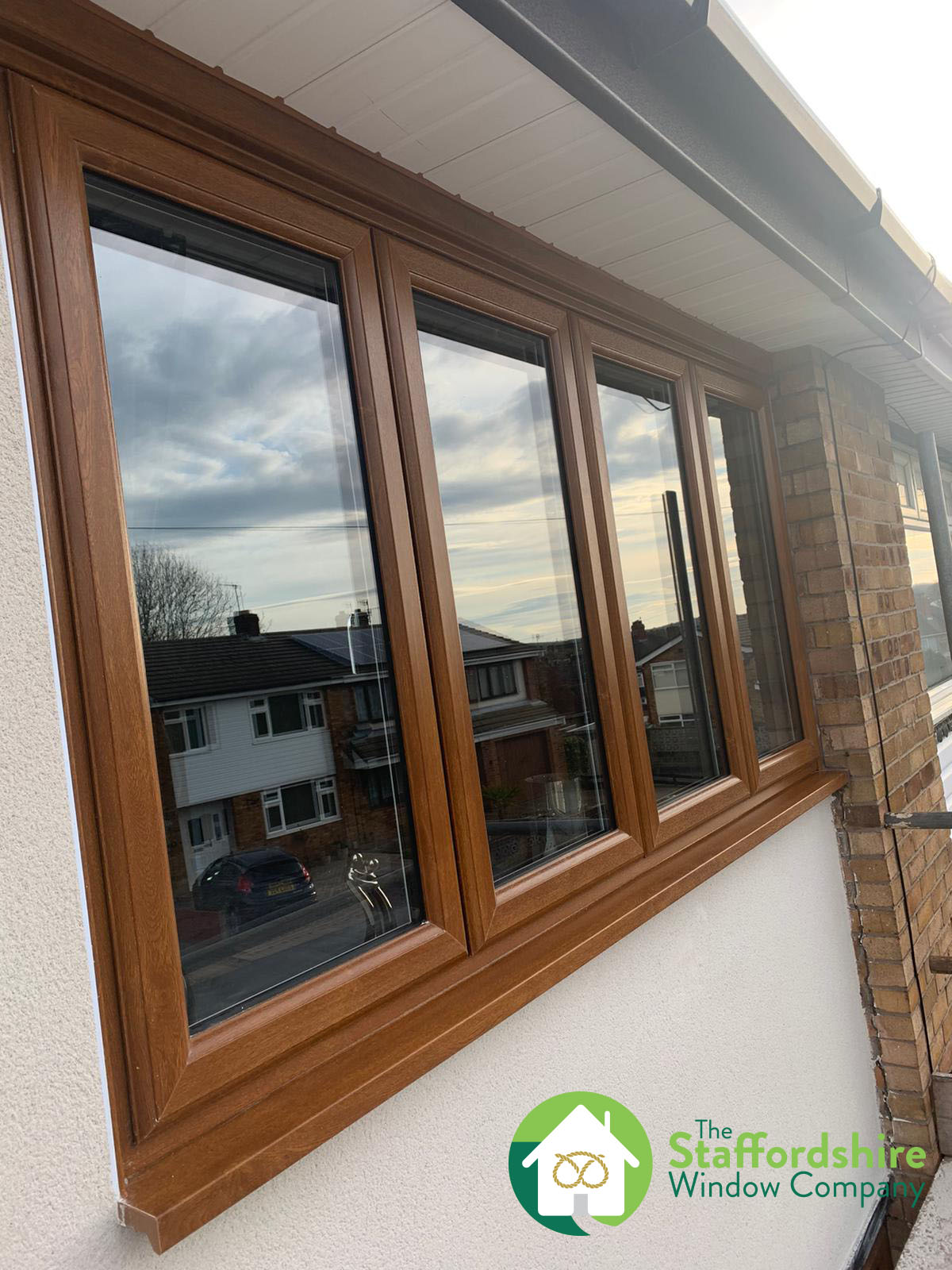 double casement windows stoke on trent