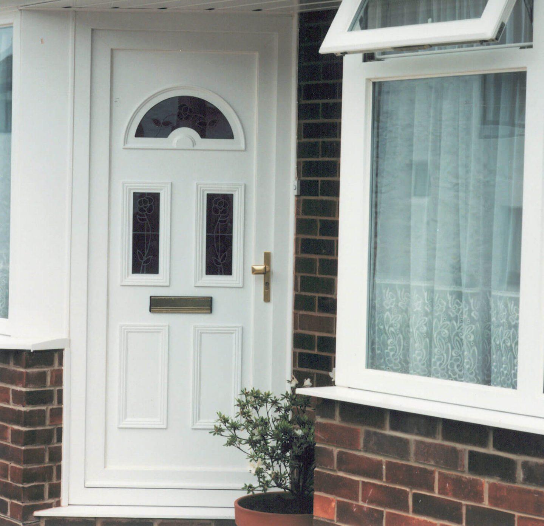 uPVC front doors Stoke-on-trent