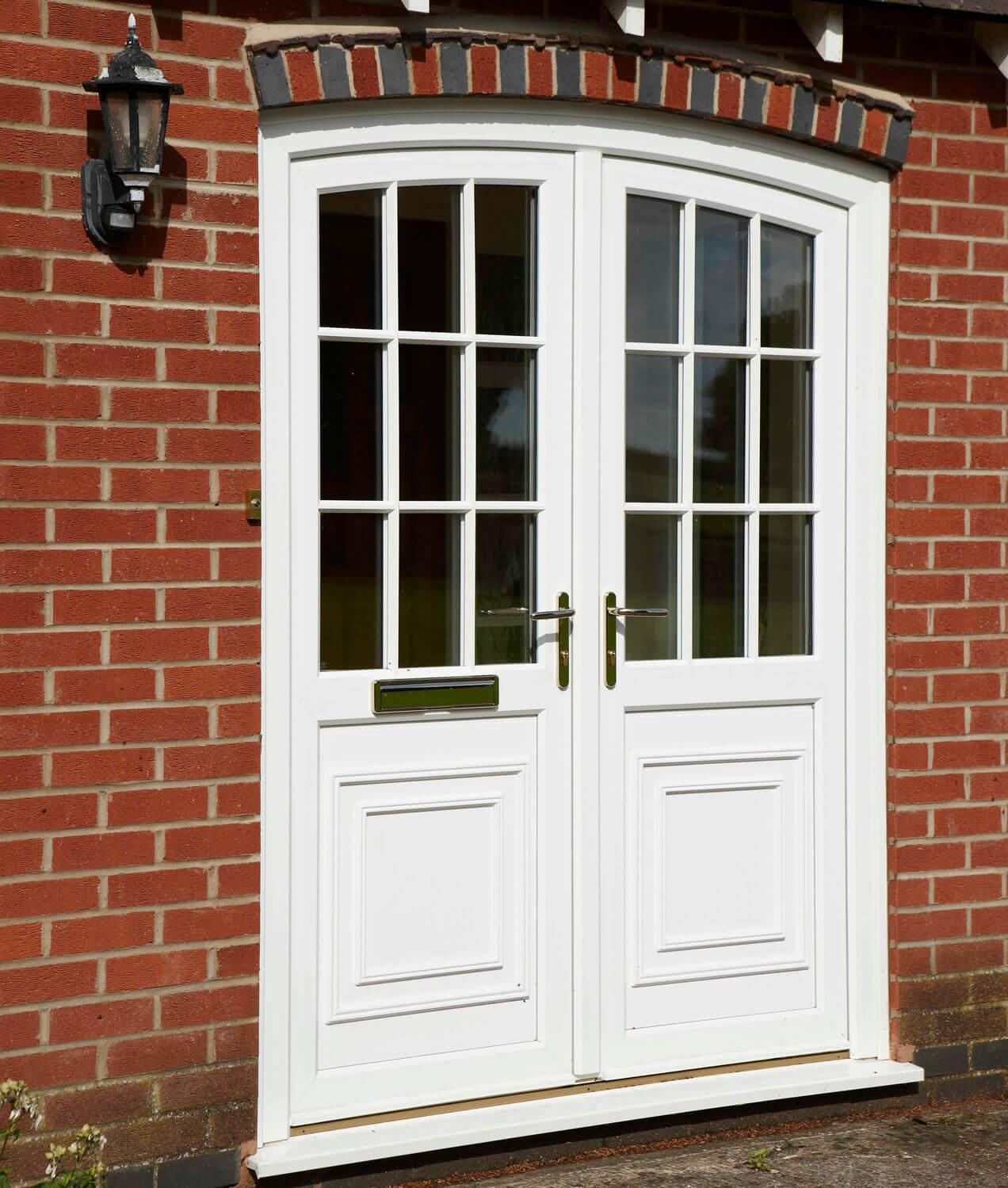 uPVC Back doors Stoke-on-trent