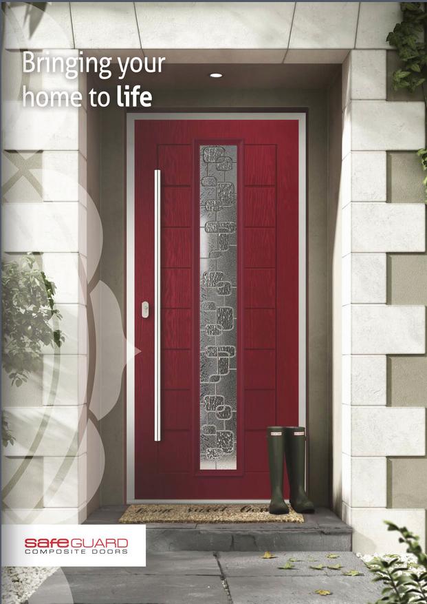 Safeguard Composite doors