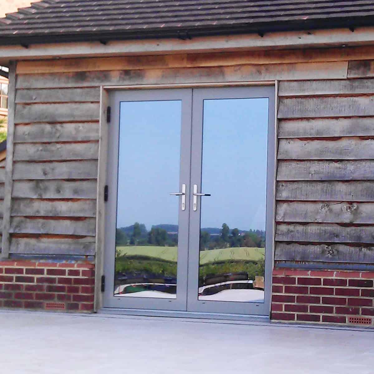 Aluminium French Doors Stoke-on-trent