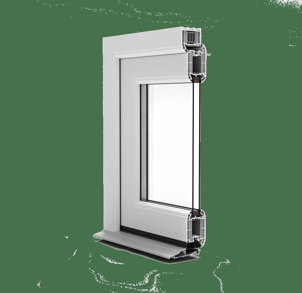 upvc doors profile