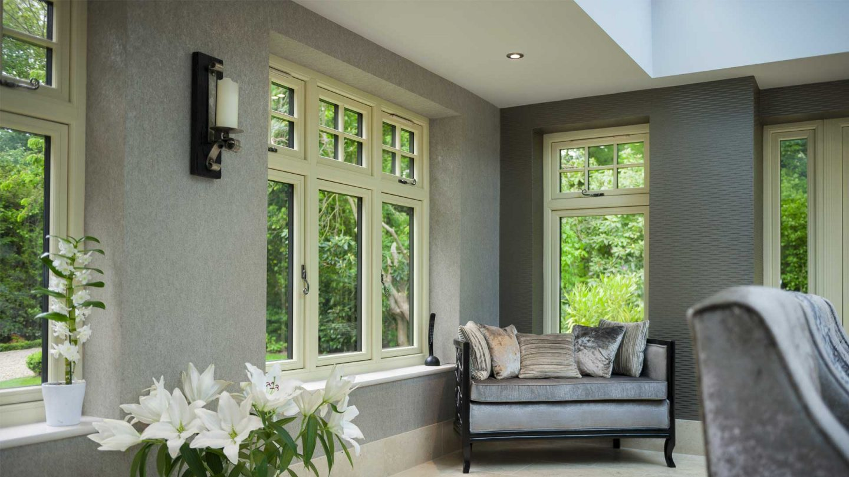 timber alternative windows