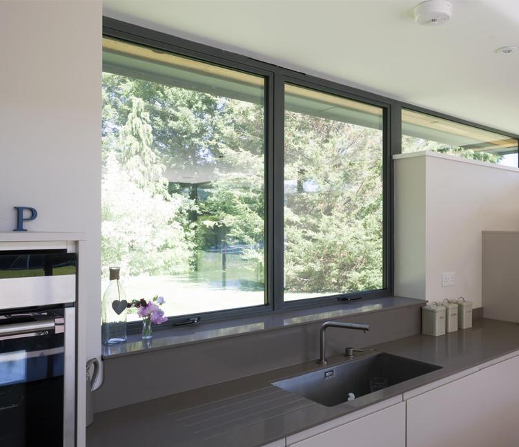 aluminium casement window Stoke-on-trent