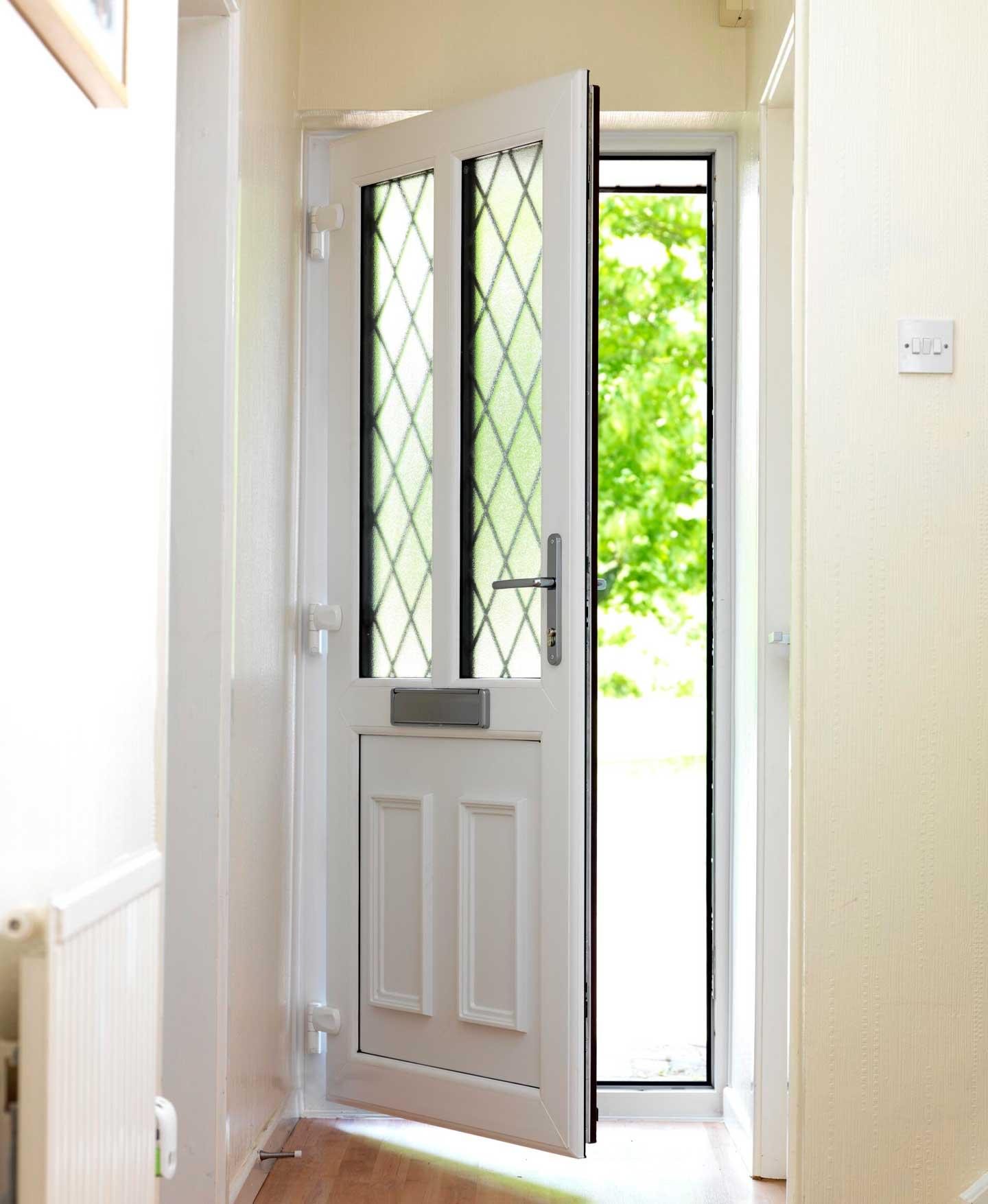 upvc entrance doors staffordshire